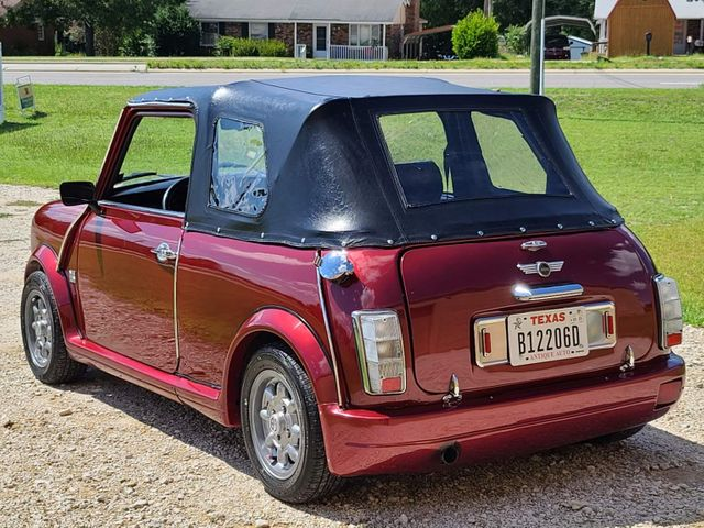 1982 Mini Cooper Convertible in Hope Mills, NC 28348