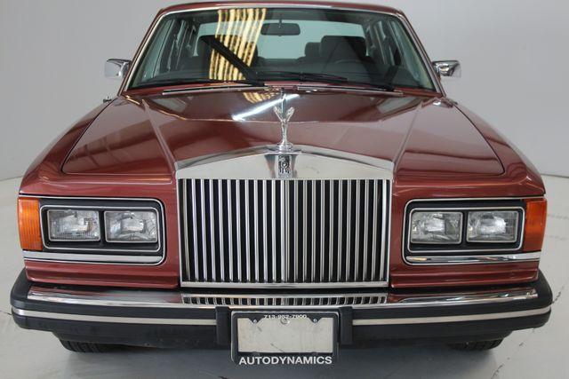1982 Rolls-Royce SILVER SPIRIT Houston, Texas 1