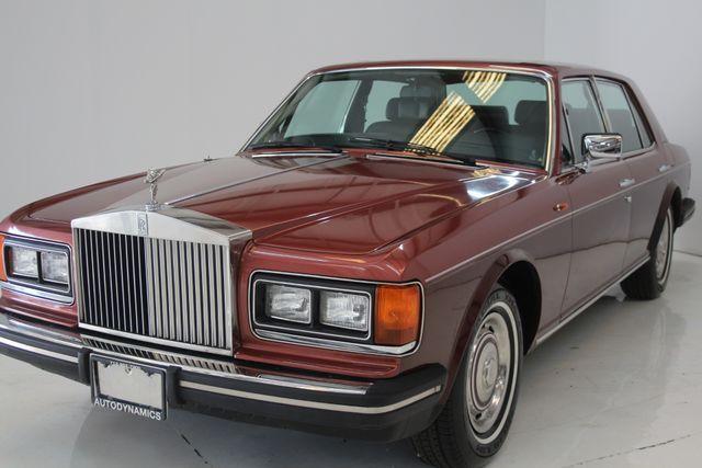 1982 Rolls-Royce SILVER SPIRIT Houston, Texas 2
