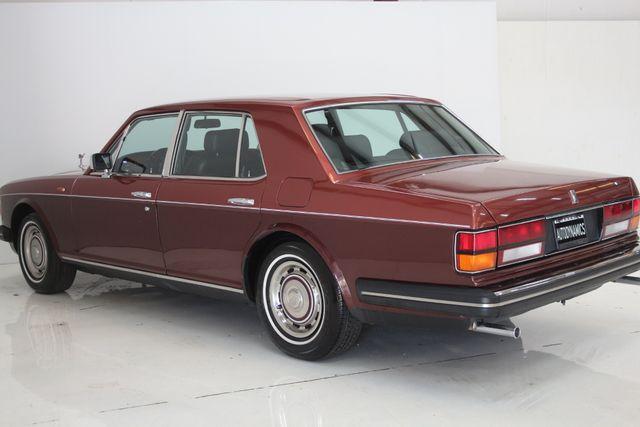 1982 Rolls-Royce SILVER SPIRIT Houston, Texas 11