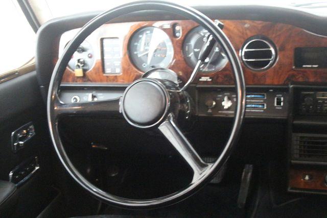 1982 Rolls-Royce SILVER SPIRIT Houston, Texas 14
