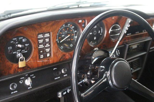 1982 Rolls-Royce SILVER SPIRIT Houston, Texas 28
