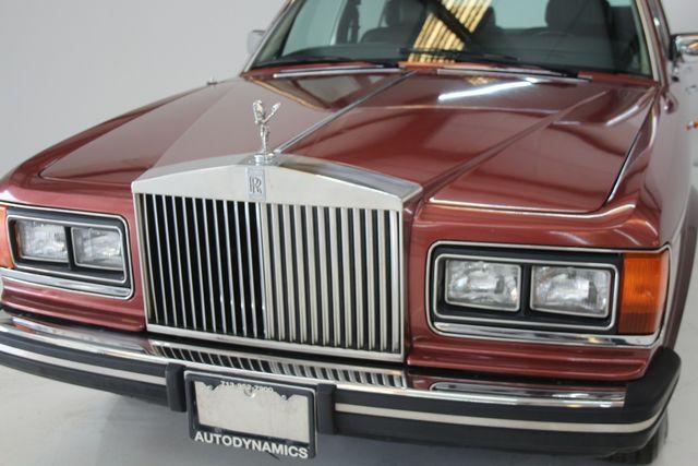 1982 Rolls-Royce SILVER SPIRIT Houston, Texas 3