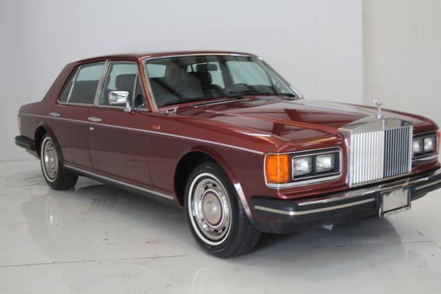 1982 Rolls-Royce SILVER SPIRIT Houston, Texas 4