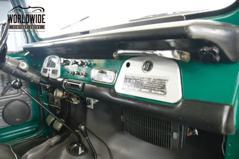 1982 Toyota FJ43 REBUILT F2 MOTOR MANUAL PB OLD MAN EMU | Denver, CO | Worldwide Vintage Autos in Denver, CO