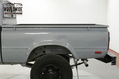 1982 Toyota HILUX 22R! 4-SPEED 4x4 SHORT BED NEW PAINT PB   Denver, CO   Worldwide Vintage Autos in Denver, CO