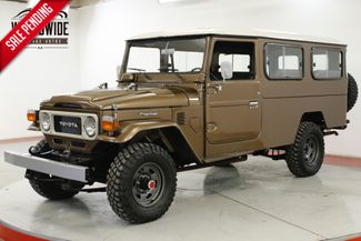 1982 Toyota LAND CRUISER  FJ45 TROOPY FRAME OFF RESTORATION | Denver, CO | Worldwide Vintage Autos in Denver CO