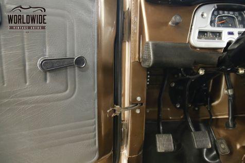 1982 Toyota LAND CRUISER  FJ45 TROOPY FRAME OFF RESTORATION | Denver, CO | Worldwide Vintage Autos in Denver, CO