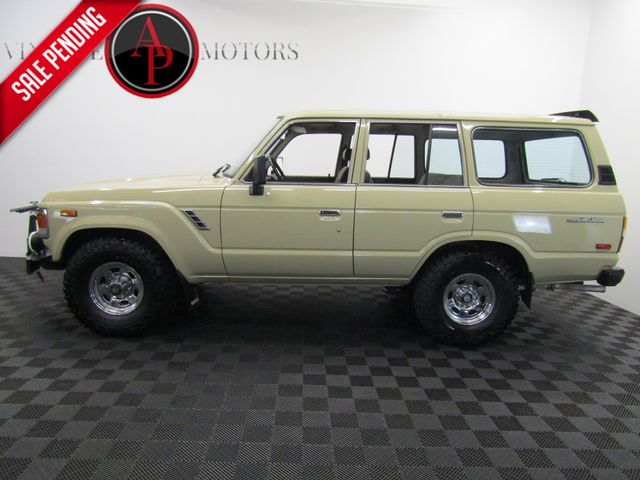 1982 Toyota Land Cruiser FJ60 BEATIFUL in Statesville, NC 28677