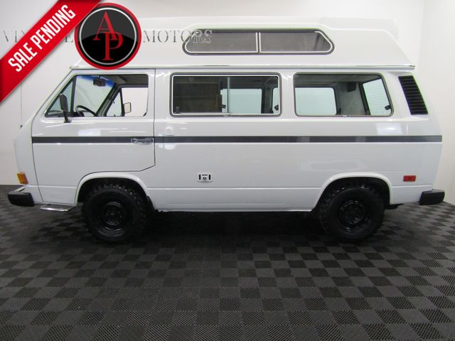 1982 Volkswagen Vanagon/Campmobile RARE DIESEL ADVENTURE WAGON