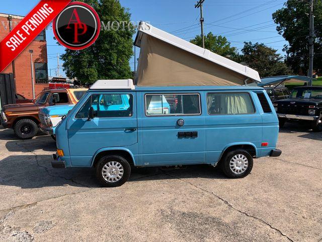 1982 Volkswagen Vanagon/Campmobile WESTFALIA DIESEL GL in Statesville, NC 28677