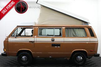 1982 Volkswagen Vanagon/Campmobile WESTFALIA TURB DIESEL in Statesville, NC 28677