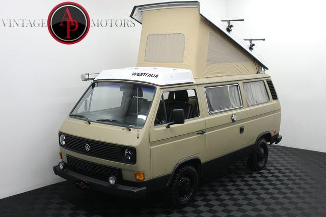 1982 Volkswagen Vanagon/Campmobile OVERLAND BUILD DIESEL AND BIO DIESEL