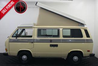 1982 Volkswagen Vanagon/Campmobile 144K NEW MOTOR TIME CAPSULE in Statesville, NC 28677