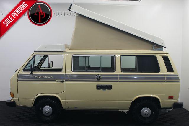 1982 Volkswagen Vanagon/Campmobile 144K NEW MOTOR TIME CAPSULE