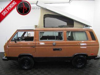 1982 Volkswagen Vanagon Westfalia RARE TURBO DIESEL CAMPMOBILE in Statesville, NC 28677