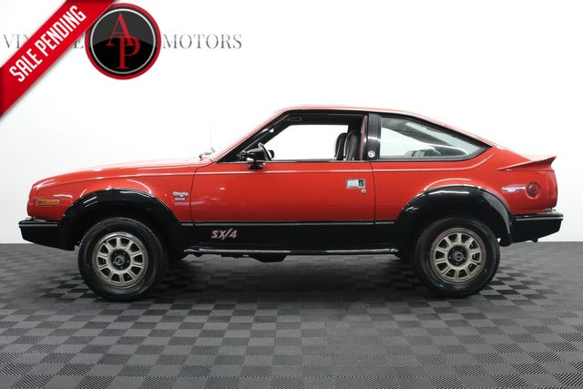 1983 American Motors (Amc) Eagle 4WD RARE 2 OWNER SX/4 86K