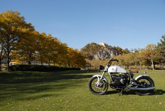1983 BMW R100 CUSTOM BOBBER MOTORCYCLE MADE TO ORDER Mendham, New Jersey 21