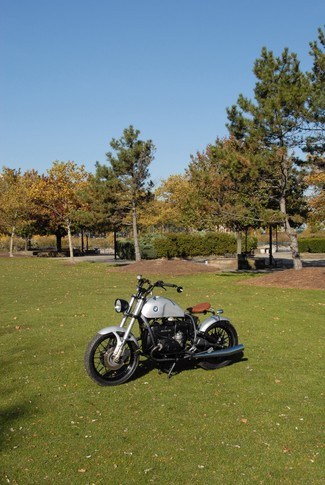 1983 BMW R100 CUSTOM BOBBER MOTORCYCLE MADE TO ORDER Mendham, New Jersey 23