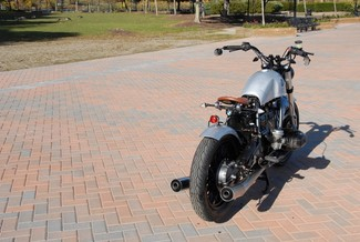 1983 BMW R100 CUSTOM BOBBER MOTORCYCLE MADE TO ORDER Mendham, New Jersey 13