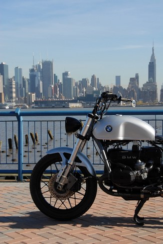 1983 BMW R100 CUSTOM BOBBER MOTORCYCLE MADE TO ORDER Mendham, New Jersey 15