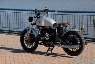 1983 BMW R100 CUSTOM BOBBER MOTORCYCLE MADE TO ORDER Mendham, New Jersey 17
