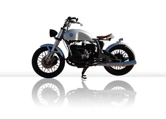 1983 BMW R100 CUSTOM BOBBER MOTORCYCLE MADE TO ORDER Mendham, New Jersey 2