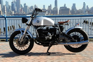 1983 BMW R100 CUSTOM BOBBER MOTORCYCLE MADE TO ORDER Mendham, New Jersey 1