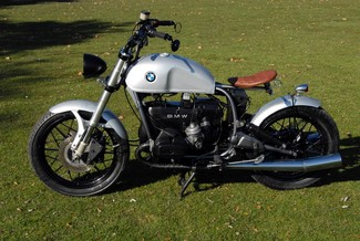 1983 BMW R100 CUSTOM BOBBER MOTORCYCLE MADE TO ORDER Mendham, New Jersey