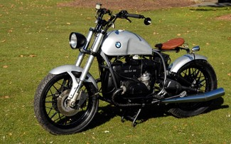 1983 BMW R100 CUSTOM BOBBER MOTORCYCLE MADE TO ORDER Mendham, New Jersey 4