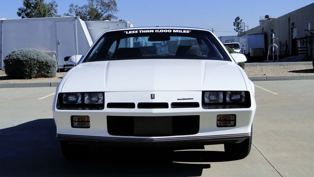 1983 Chevrolet Camaro Berlinetta  5.0 5 SPEED 10K ORIG MI. SHOWROOM NEW! ORIG DOC Phoenix, Arizona 9