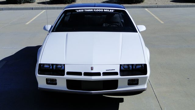 1983 Chevrolet Camaro Berlinetta  5.0 5 SPEED 10K ORIG MI. SHOWROOM NEW! ORIG DOC Phoenix, Arizona 11