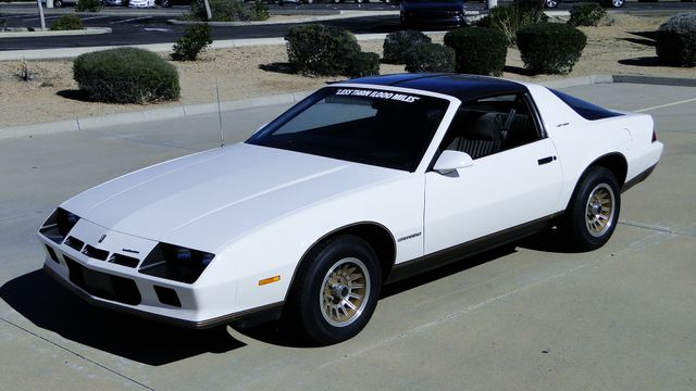 1983 Chevrolet Camaro Berlinetta  5.0 5 SPEED 10K ORIG MI. SHOWROOM NEW! ORIG DOC Phoenix, Arizona 17