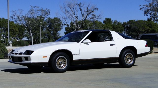 1983 Chevrolet Camaro Berlinetta  5.0 5 SPEED 10K ORIG MI. SHOWROOM NEW! ORIG DOC Phoenix, Arizona 12