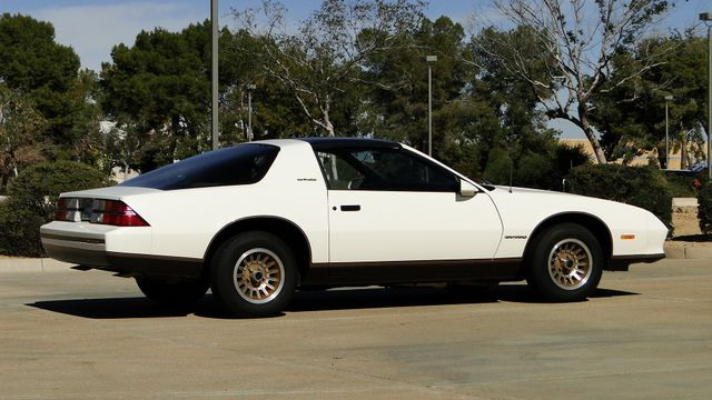1983 Chevrolet Camaro Berlinetta  5.0 5 SPEED 10K ORIG MI. SHOWROOM NEW! ORIG DOC Phoenix, Arizona 36