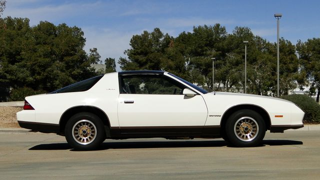 1983 Chevrolet Camaro Berlinetta  5.0 5 SPEED 10K ORIG MI. SHOWROOM NEW! ORIG DOC Phoenix, Arizona 6