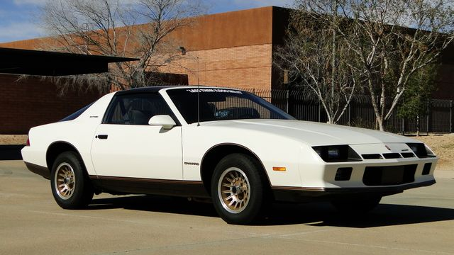 1983 Chevrolet Camaro Berlinetta  5.0 5 SPEED 10K ORIG MI. SHOWROOM NEW! ORIG DOC Phoenix, Arizona 46