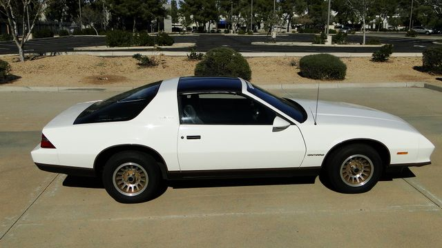 1983 Chevrolet Camaro Berlinetta  5.0 5 SPEED 10K ORIG MI. SHOWROOM NEW! ORIG DOC Phoenix, Arizona 38