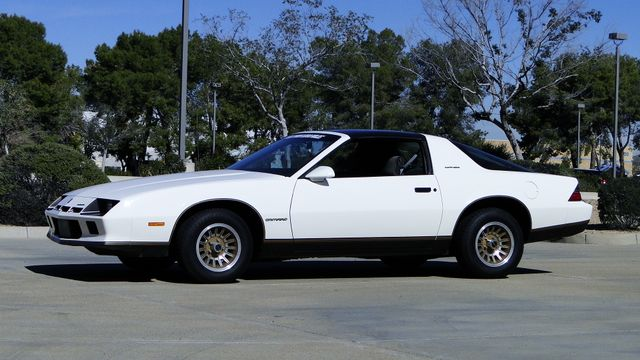 1983 Chevrolet Camaro Berlinetta  5.0 5 SPEED 10K ORIG MI. SHOWROOM NEW! ORIG DOC Phoenix, Arizona 0