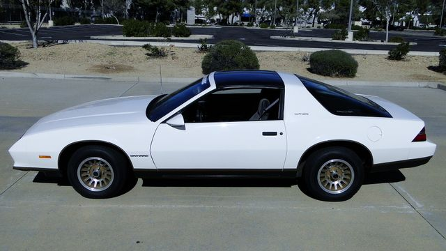 1983 Chevrolet Camaro Berlinetta  5.0 5 SPEED 10K ORIG MI. SHOWROOM NEW! ORIG DOC Phoenix, Arizona 39