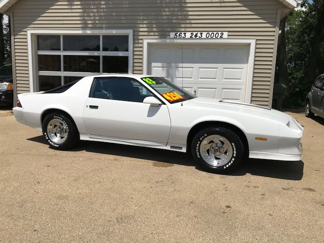 1983 Chevrolet Camaro z28 in Clinton IA, 52732