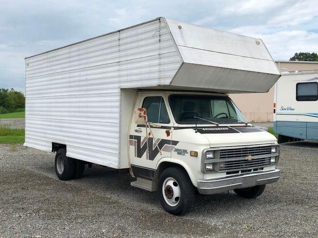 1983 Chevrolet Cargo Van