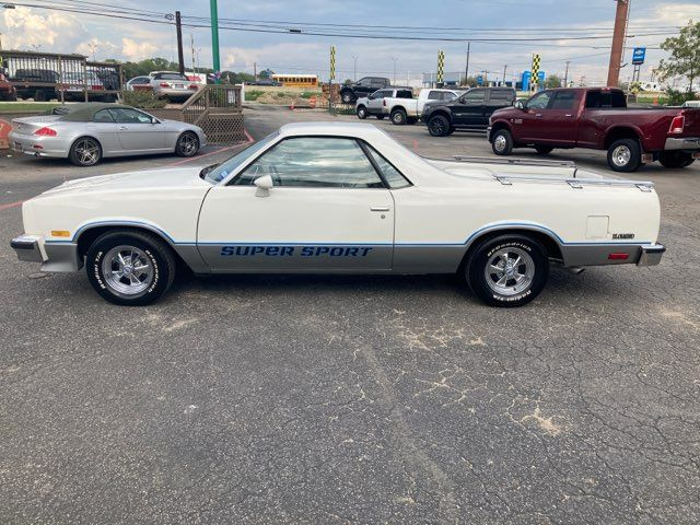 1983 Chevrolet El Camino SUPER SPORT in Boerne, Texas 78006