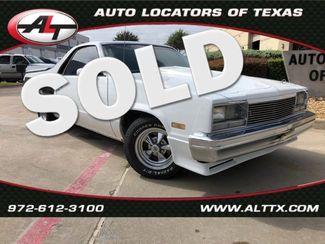 1983 Chevrolet El Camino SS | Plano, TX | Consign My Vehicle in  TX
