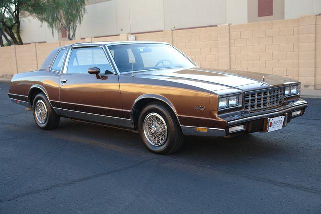 1983 Chevrolet Monte Carlo Sport Phoenix, AZ 0