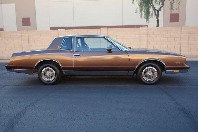 1983 Chevrolet Monte Carlo Sport Phoenix, AZ 1