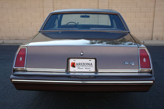 1983 Chevrolet Monte Carlo Sport Phoenix, AZ 14