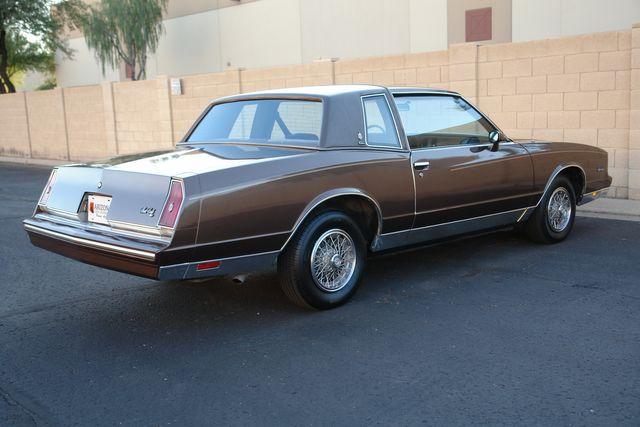 1983 Chevrolet Monte Carlo Sport Phoenix, AZ 17
