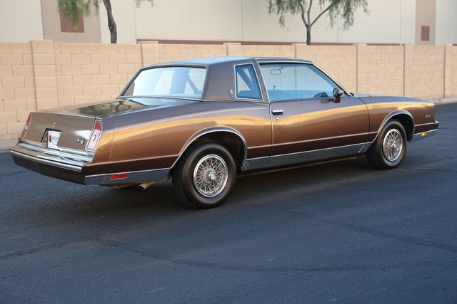 1983 Chevrolet Monte Carlo Sport Phoenix, AZ 2
