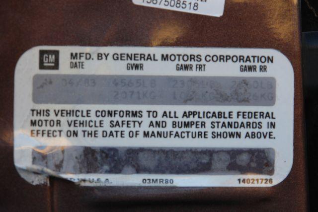 1983 Chevrolet Monte Carlo Sport Phoenix, AZ 23